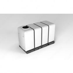 Бак для топлива K 4000л в обрешетке