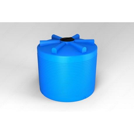 Пластиковая емкость для воды ЭВЛ 4500л