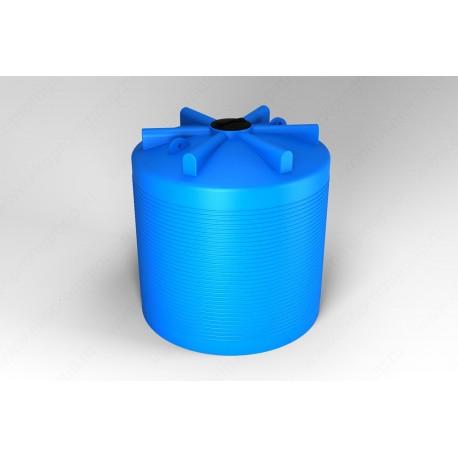 Пластиковая емкость для воды ЭВЛ 7500л