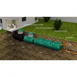 Автономная канализация Макси