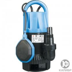 Насос дренажный Калибр НПЦ550/35П для грязной воды