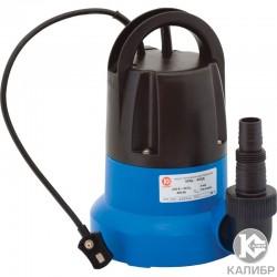 Насос дренажный Калибр НПЦ400Д для чистой воды